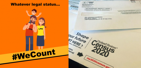 #WeCount in the 2020 Census